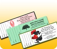 Event Ticket Printing, Wristbands, Badges, and More from Admit One Products