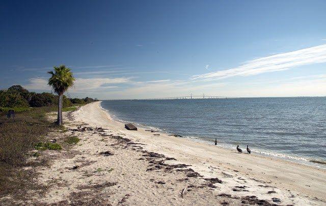 Fort De Soto Park, Pinellas County, FL | A Travel for Taste