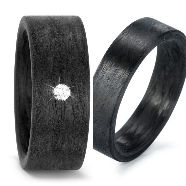 Carbon Trauringe TitanFactory 59305 #jewelry #jewels #jewel #fashion #gems #gem #gemstone #bling #stones #stone #trendy #accessories #love #crystals #beautiful #ootd #style #fashionista #accessory #instajewelry #stylish #cute #jewelrygram #fashionjewelry #verlobungsring #engagementring #engagement #verlobungsringe #trauringeschillinger #wedding #weddingrings #diamantring