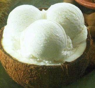 Kokos-ijs recept   Smulweb.nl