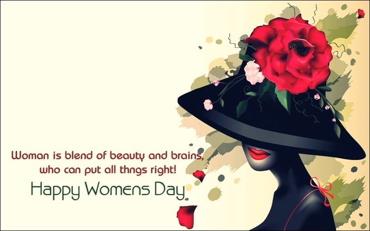 Happy Women's Day Quotes Status Sayings Messages Pictures