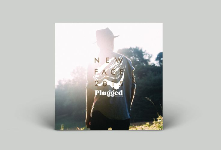 "Record design for Plugged magazine ""New Face 2015"". https://soundcloud.com/parissilamusique/plugged-magazine-new-face-2015"
