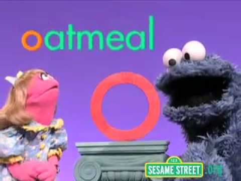 Sesame Street   Letter O (sound and words that begin with o)