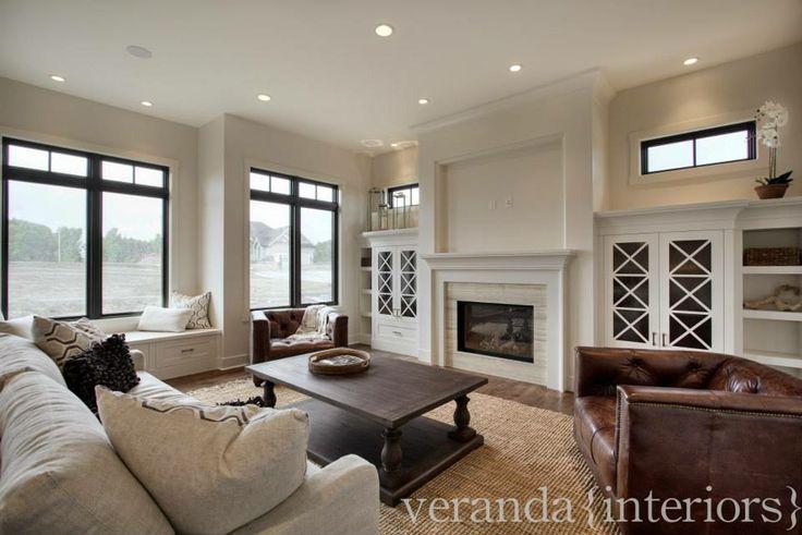 built ins living room tv or art nook above fireplace inspire home pinterest living room. Black Bedroom Furniture Sets. Home Design Ideas