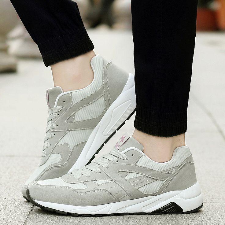 2016 Новый Осень Зима женская Мода Повседневная Обувь Лондонский Олимпийский Повседневная Прогулки Женская Обувь Zapatos Mujer Клин обувь купить на AliExpress