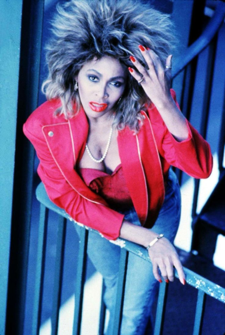 Tina Turner 1986