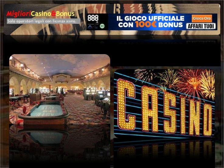 http://www.miglioricasinoebonus.com    Migliori Casino, bonus casino, casino sicuri    Ciascuno di noi ricorda molte date: alcune le associa a momenti importanti della propria vita (compleanni, anniversari, ricorrenze)
