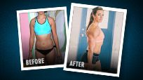 Good program for a real every day busy woman to start a fit life.  Sample menu and 7 day workout splits. Follow 12 weeks for losing fat and starting your journey in energy and building lean muscle