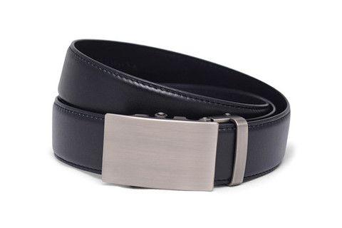 Anson Belt & Buckle | Belts Without Holes. Anson Belt & Buckle offers micro-adjustable holeless belts for men!