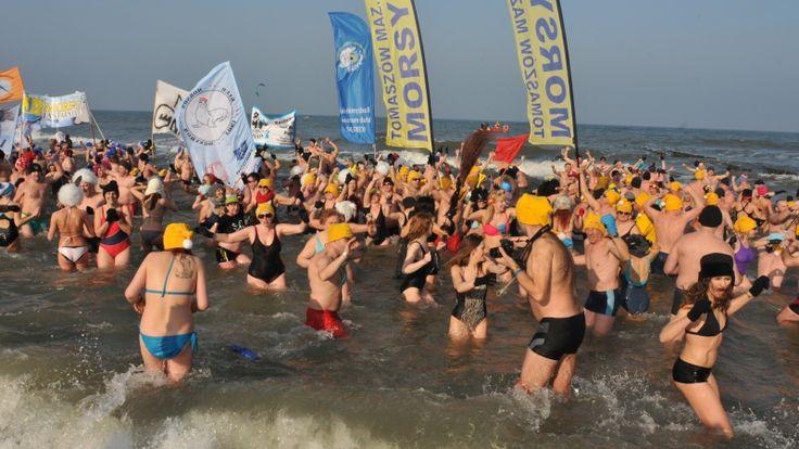 Największy zlot morsów - rekord Guinnessa zmienił właściciela, już nie Kołobrzeg, a Mielno może cieszyć się z oficjalnego certyfikatu!