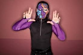 Image result for jeff hardy tna face paint 2010