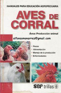 LIBROS TRILLAS: AVES DE CORRAL