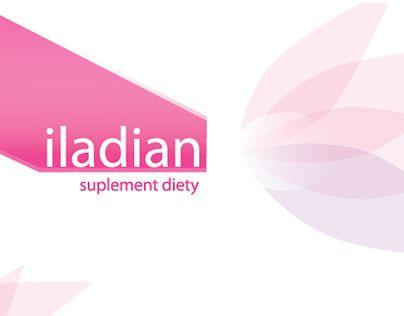Illadian Adamed - brand identity. Head of Creative - Katarzyna Idzikowska Art Director - Katarzyna Idzikowska Junior Art Director - Katarzyna Rybus