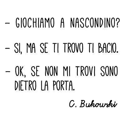 Wallsticker Nascondino Nero 60 x 40 cm