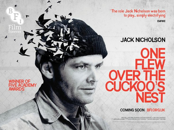 One Flew Over the Cuckoo's Nest (Miloš Forman, 1975)