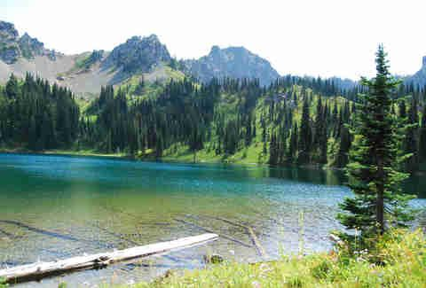 9 Underrated Seattle Hikes You Can't Miss - Mt Teneriffe, Rachel Lake - Thrillist