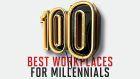 100 Best Workplaces for Millennials