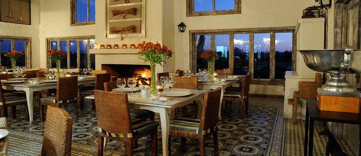 Casa #Silva Restaurant at Vina #Casa Silva in San Fernando #Colchagua Valley - #Pinterest-Colchagua-Tours-Restaurants