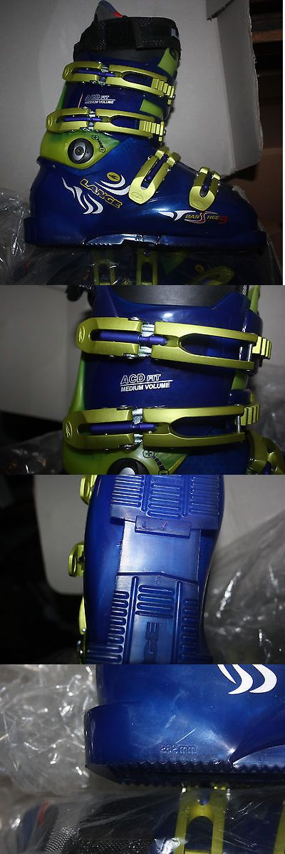 Women 21241: Womens Ski Boots Lange Banshee 9 Pair New Size 5 -> BUY IT NOW ONLY: $67.5 on eBay!