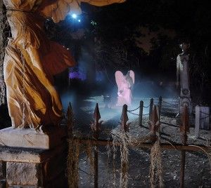 Halloween in Sleepy Hollow, NY