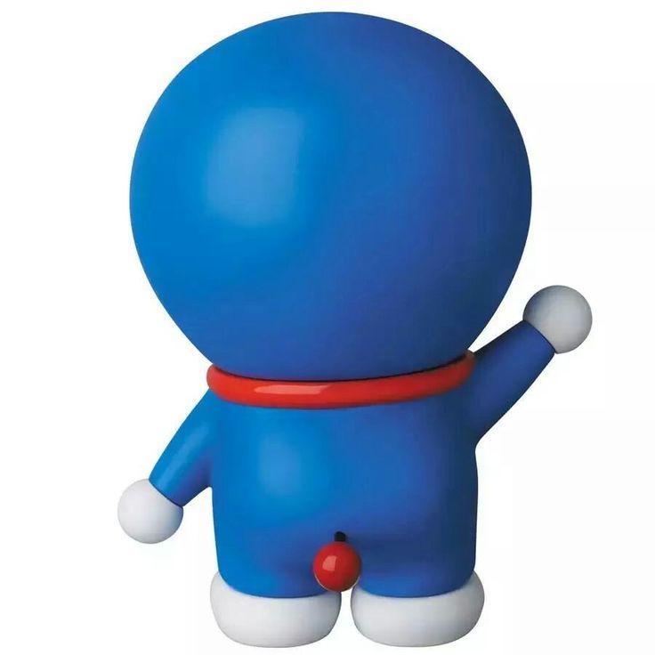 Doraemon from the back..