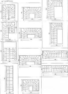 Leider beachten nicht alle Architekten und Hausplaner die Regeln für die Grundrisse von Treppen. So kommt es immer wieder zu nicht optimalen Treppen.