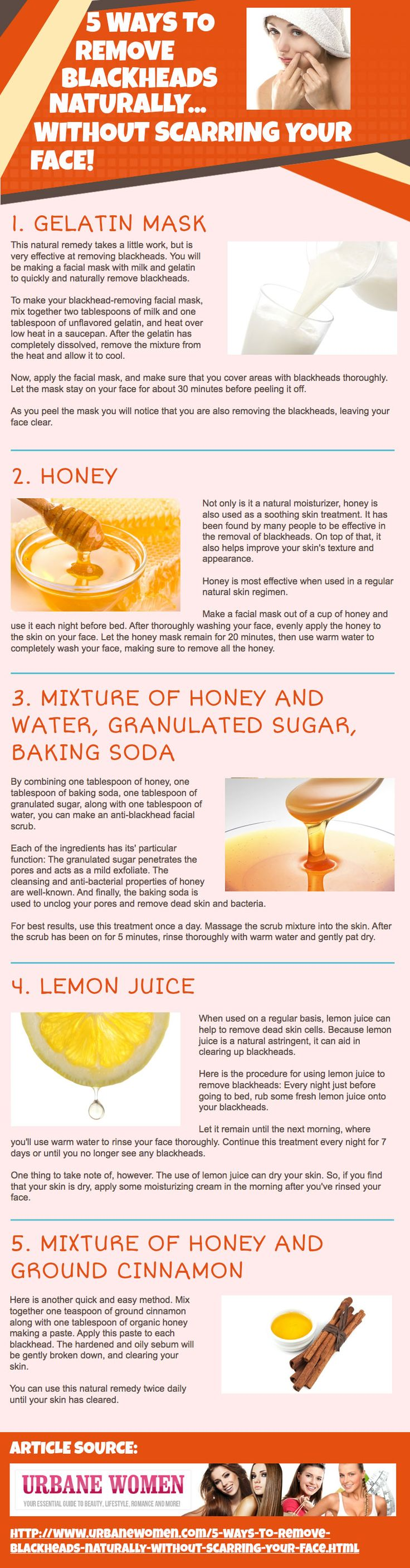 5waystoremoveblackheadsnaturallywithoutscarringyourface-infographic.jpg 800×3,059 pixels