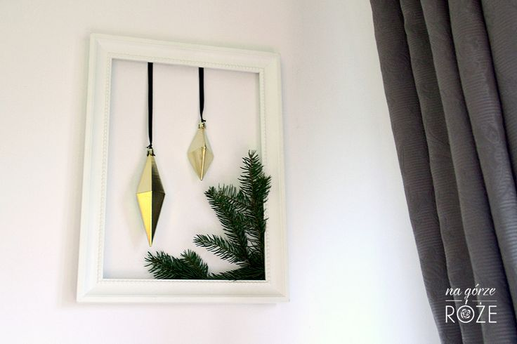 Sposób na ekspozycję ulubionych ozdób choinkowych #swieta #bozenarodzenie #choinka #zima #winter #christmas #dekoracje