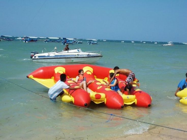 BALI WATERSPORTS - FLYING FISH PACKAGE (5 Hours) - MyTripIndonesia  http://www.mytripindonesia.com/st_activity/bali-watersports-flying-fish-package-5-hours/