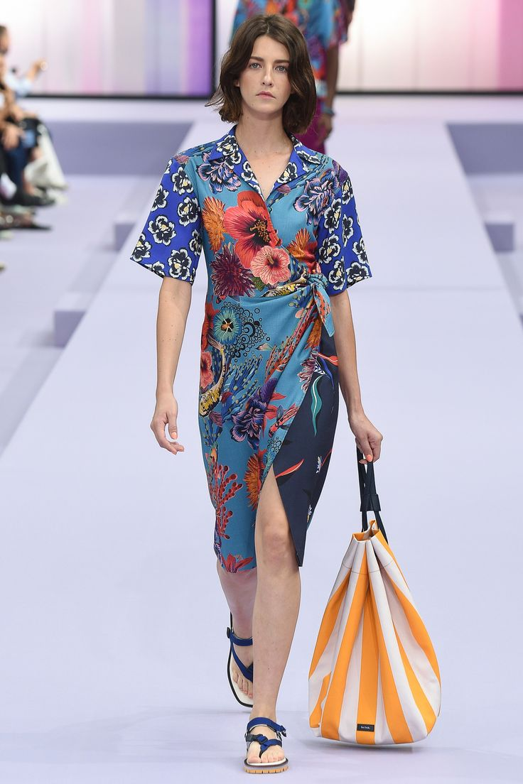 Paul Smith Spring 2018 Ready-to-Wear Collection Photos - Vogue