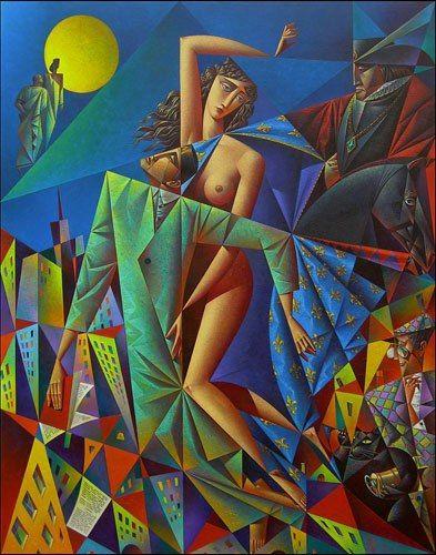 Artodyssey: Georgy Kurasov