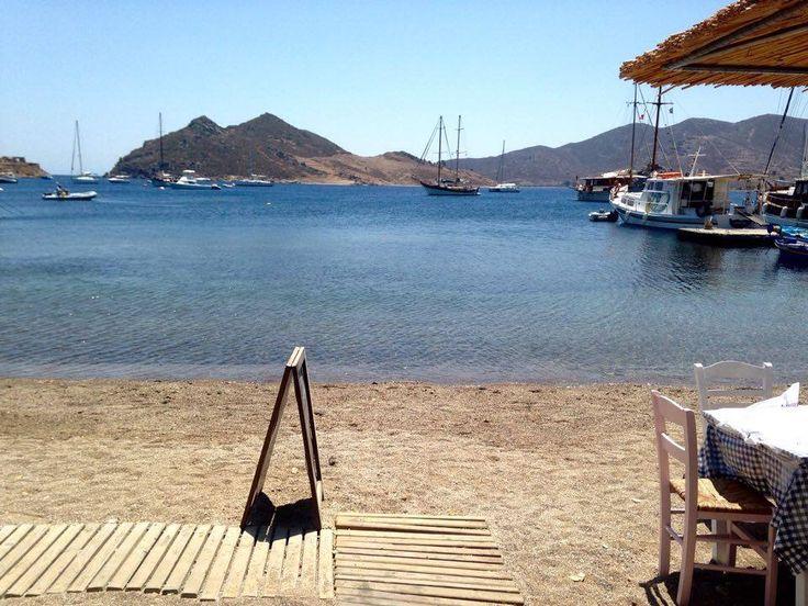 A typical afternoon in #Plefsis.. #grikos #patmos #Πλεύσις More: http://goo.gl/NU6KlW