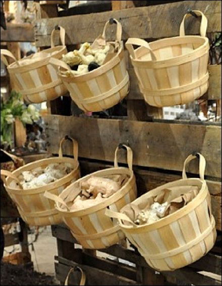 14 Best Bushel And Peck Basket Merchandising In Retail