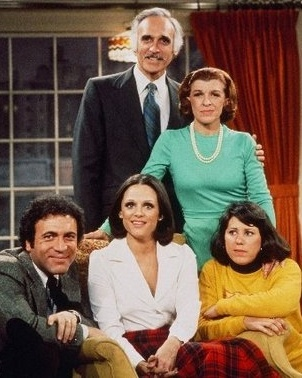 """""""Rhoda"""", (1974-78) was a spin-off of the Mary Tyler Moore show. Starring Valerie Harper as 'Rhoda Morgenstern Gerard', Julie Kavner as 'Brenda Morgenstern' (Rhoda's sister),  David Groh as 'Joe Gerard, her husband (1974–77), Nancy Walker as 'Ida Morgenstern', her mother (1974–76, 1977–78), and Harold Gould as 'Martin Morgenstern', her father (1974–76, 1977–78)."""