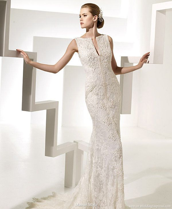 Manuel Mota for Pronovias Bridal Collection 2010 | Wedding Inspirasi