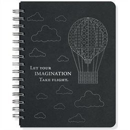 Peter Pauper Blackrock Take Flight Journal