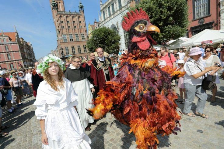 Otwarcie Jarmarku św. Dominika / Opening of the St. Dominic's #Fair | #gdańsk