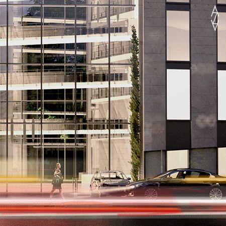 budynek biurowy / office building