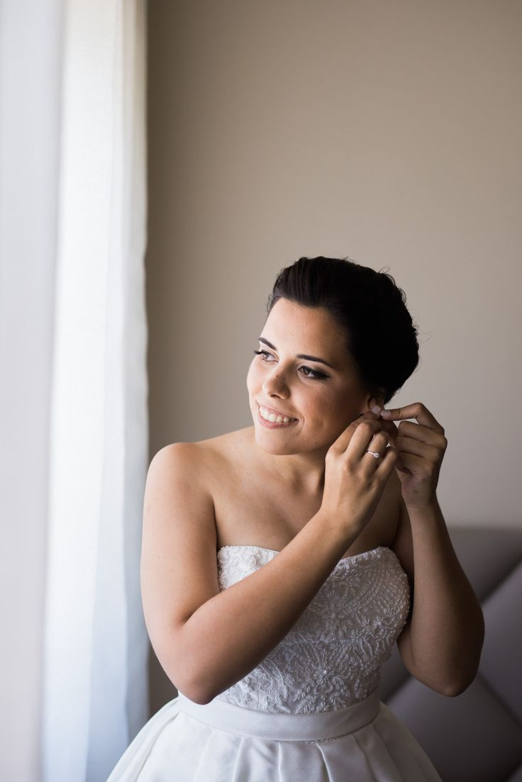 Os preparativos da noiva! #brincos #noiva #vestidonoiva