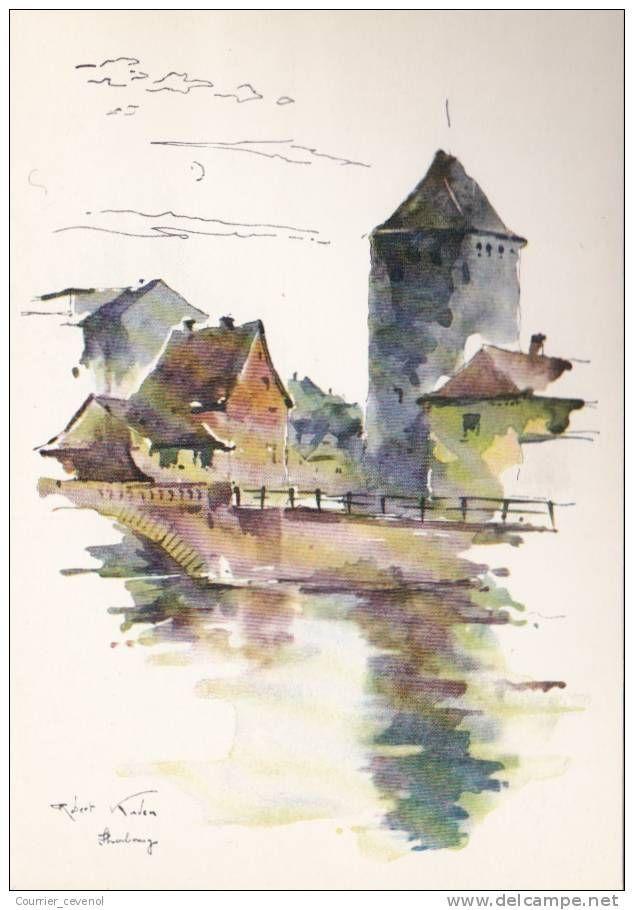 Strasbourg Robert Kuven