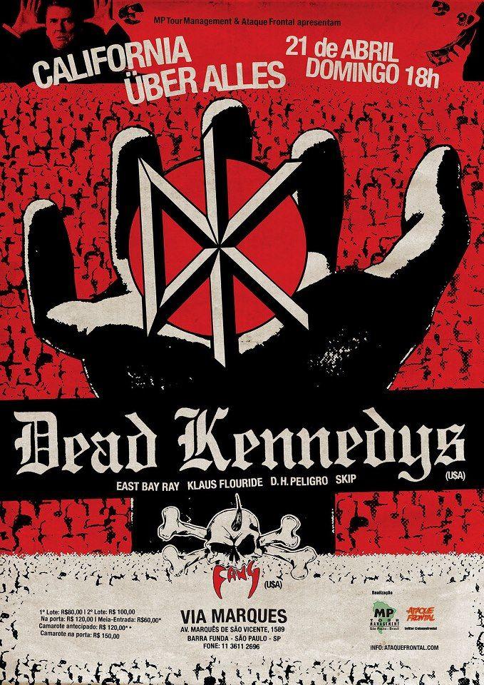 Dead Kennedys, Punk rock!