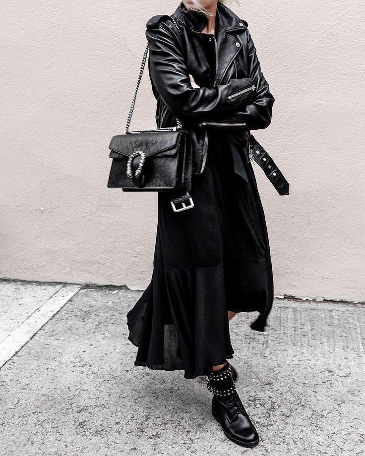 """Aritzia auf Instagram: """"Wir werden aufhören, Schwarz zu tragen, wenn sie eine dunklere"""