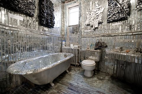 56 best images about gaudy glorious on pinterest bird for Bathroom mirrors san antonio