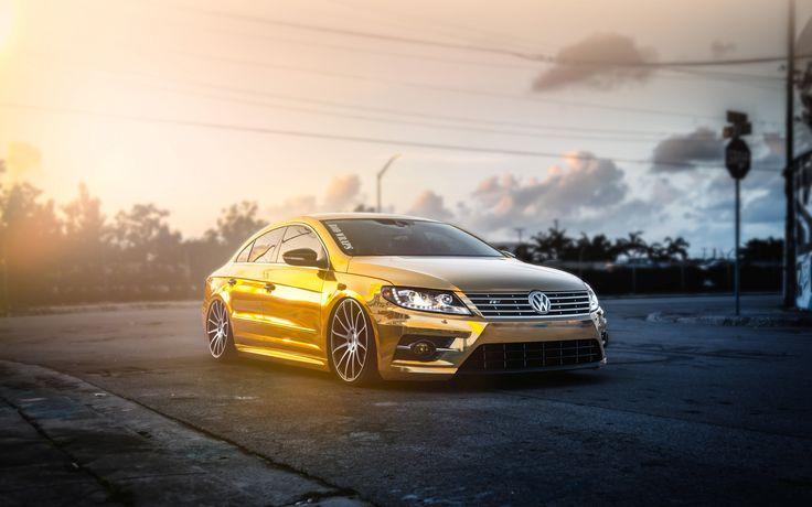 Volkswagen Passat CC Gold Edition