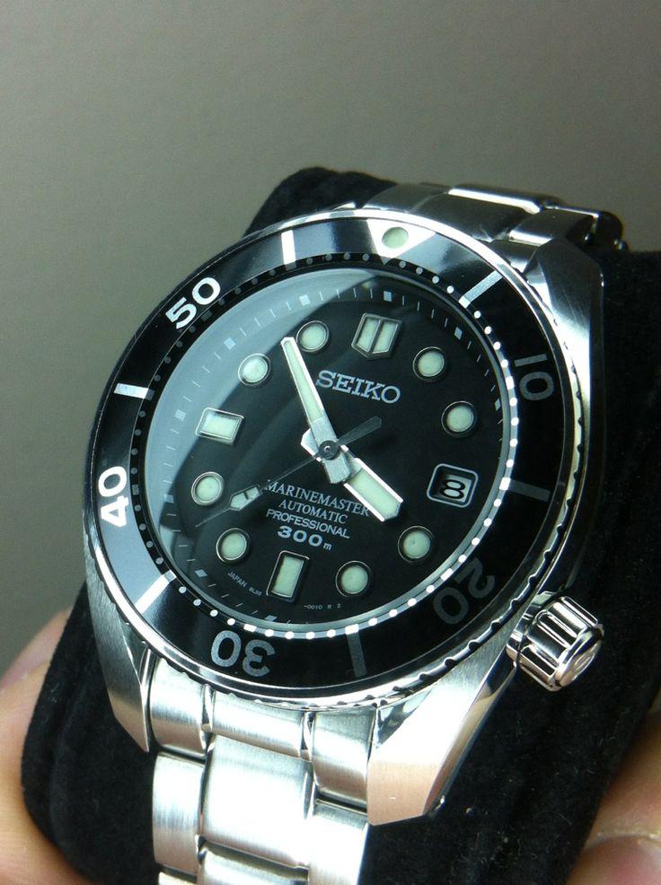 FS: Seiko Diver SBDC001 Sumo (Marinemaster 300 Mod ) $525 USD (SOLD)