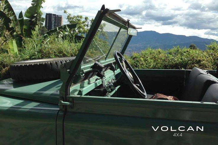 Volcan 4x4 is a specialty classic car restorer offering rare and unique classic Toyota Land Cruisers and other vehicles. We specialize in sourcing, restoring and exporting classic Toyota Land Cruisers and other vehicles from Colombia to the USA and internationally.