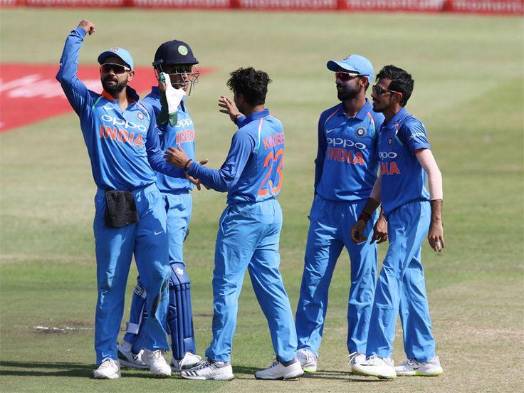 Live Cricket Score updates of India vs South Africa 2nd ODI Centurion - Feedlinks.net