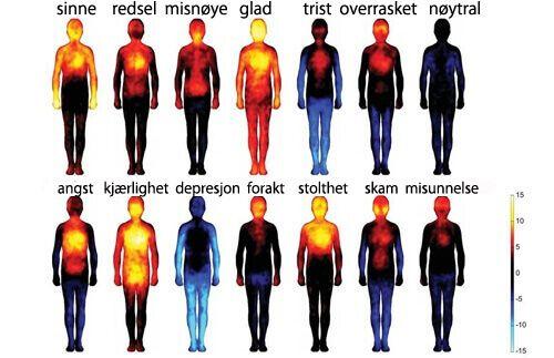 Hvordan  negative  tanker  og  følelser  kan  skade  kroppen  din