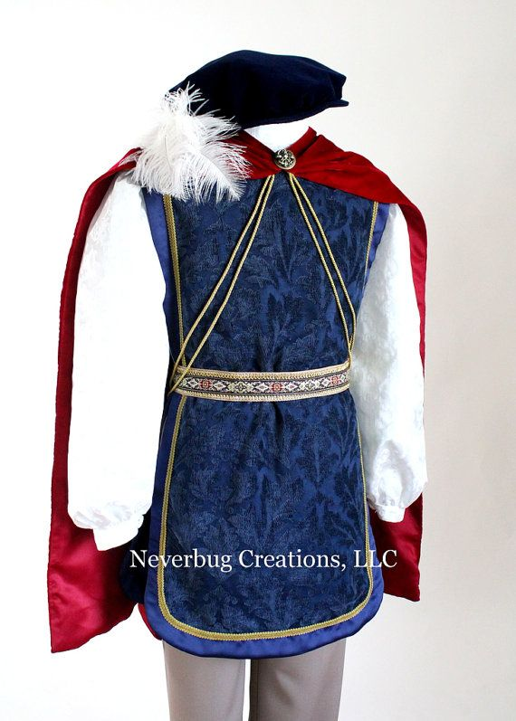 Hey, I found this really awesome Etsy listing at https://www.etsy.com/listing/241705677/snow-whites-prince-charming-custom