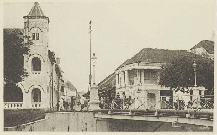 Old Town Samarangh Kota Lama Semarang
